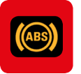 Storing ABS systeem